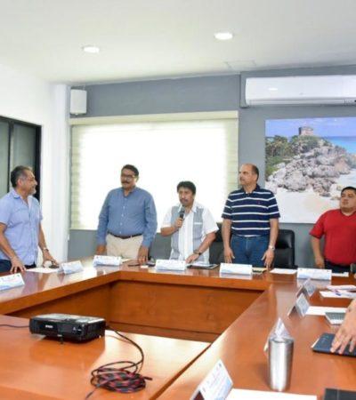 Presentan el Programa Anual de Obras y Acciones 2019 en Tulum, donde se destinará una inversión millonaria para obras públicas