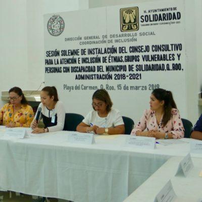 VERIFICARÁN CENTROS INFANTILES EN SOLIDARIDAD: Instalan el Consejo Municipal de la Ley para la Prestación de Serviciios para la Atención, Cuidado y Desarrollo Integral Infantil de Quintana Roo