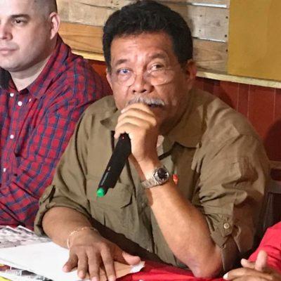 Dice Hernán Villatoro que la alianza entre Morena, PT y el PVEM es constitucional y legal