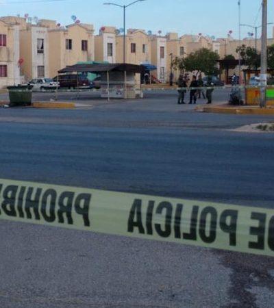 HALLAN RESTOS HUMANOS DONDE ALCALDESA ENCABEZÓ OPERATIVO POLICIACO: Encuentran entre la basura a una persona descuartizada en Villas Otoch Paraíso en Cancún