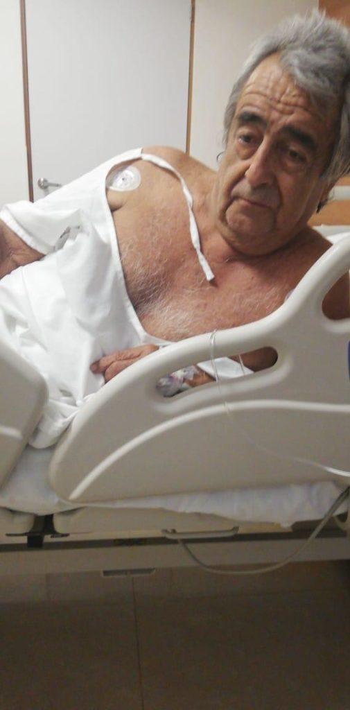 APARECE EL EMPRESARIO 'PEPE TIGRE': José Juárez Gil, a través de un vídeo, declaró que no está desaparecido, sino en un tratamiento médico en Mérida