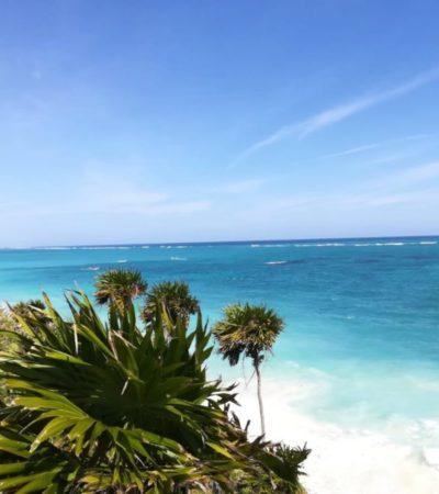 Se prepara Tulum para arribo de turistas durante vacaciones de Semana Santa