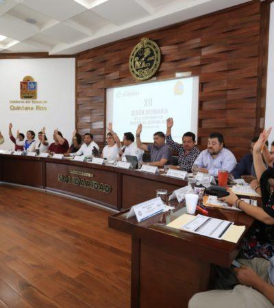 Aprueba Gobierno de Solidaridad presupuesto para obra pública y social por 454 mdp