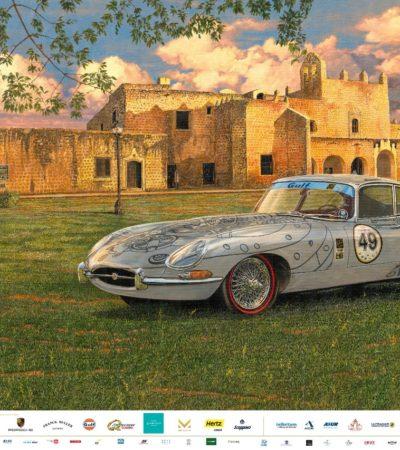 Presentan el póster oficial del Rally Maya México 2019