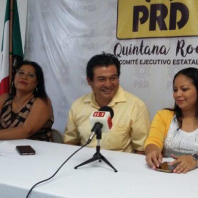 """""""El PRD colocará a candidata competitiva en el distrito V"""", anuncian integrantes del partido"""