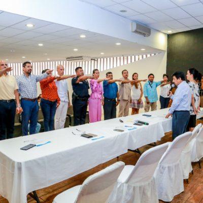 Instalan Consejo Consultivo Municipal de Turismo de Tulum