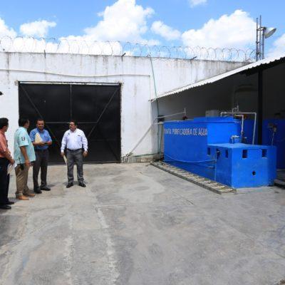 Garantiza gobierno de Solidaridad derechos humanos de los internos del Centro de Retención de Playa del Carmen