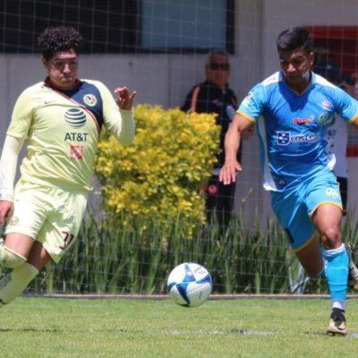 DERROTA INTER PLAYA DEL CARMEN AL AMÉRICA PREMIER: La escuadra de Solidaridad se impuso 0-1 en Coapa con gol de Brandon Rosas, en el inicio de la jornada 27