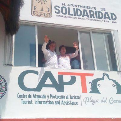 Inauguran el Centro de Atención para la Protección al Turista y la Casa Consular de Playa del Carmen