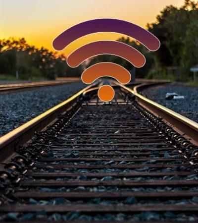 Dotará el Tren Maya de internet a comunidades aledañas a la vía; contemplan 50 mil km de fibra óptica