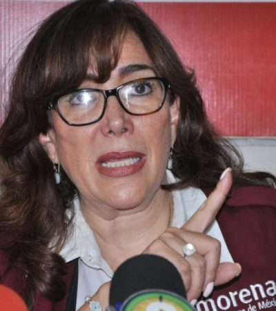 Rompeolas: Morena-QR paga los 'platos rotos' de los traspiés de Yeidckol