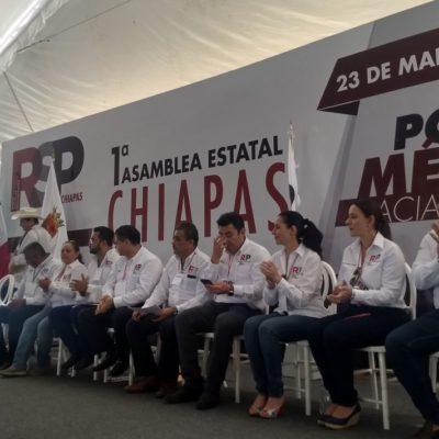 Avanzan yerno y nieto de Elba Esther en conformación de nuevo partido político