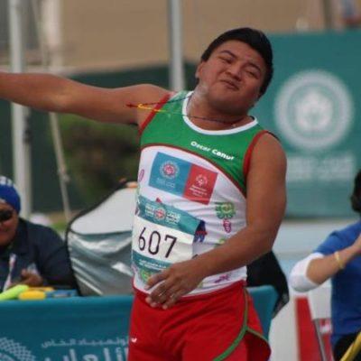 Ganan medallas atletas yucatecos en Olimpiadas Especiales de Abu Dhabi