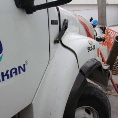 Por mantenimiento, anuncia Aguakan suspensión del servicio de agua potable en Cancún el próximo jueves