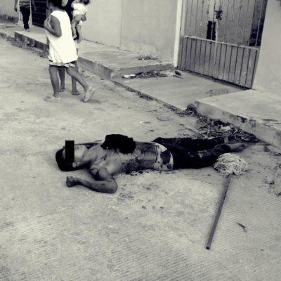 SE CONFIRMA OTRA EJECUCIÓN EN CANCÚN: Muere en el quirófano joven baleado el sábado en la Región 97