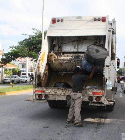 Ayuntamiento de Solidaridad acatará el fallo y se reanudará la concesión de recoja de basura de la empresa Redesol
