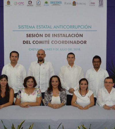 """Acusa ONG a integrantes del Comité de Participación Ciudadana del Sistema Estatal Anticorrupción de ser """"focas aplaudidoras"""""""