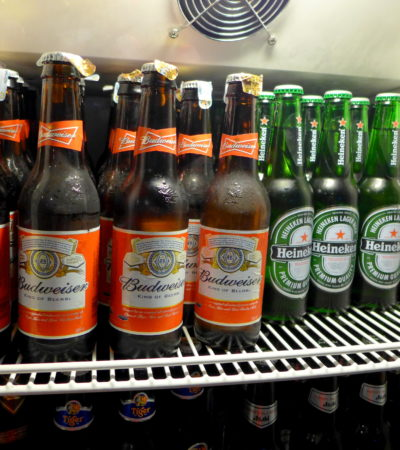 Detectan sustancia cancerígena en algunas marcas de cervezas y vinos