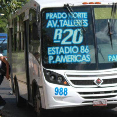 HAY ACOSO, PERO EL 98% NO DENUNCIA: Preocupa seguridad de mujeres en el transporte público en Cancún