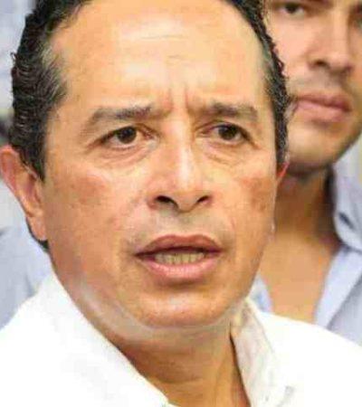 """""""ESTÁ EN MARCHA"""": Niega Carlos Joaquín que no se vaya a construir un nuevo Cereso en Quintana Roo"""
