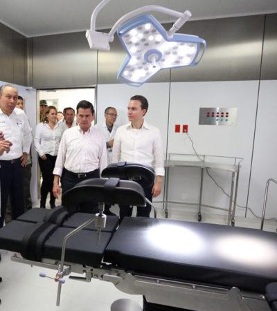 Suspenden cirugías en hospital de Chiapas por falta de equipo; fue inaugurado hace dos años