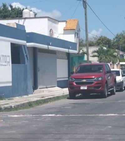 Roban 200 mil pesos de constructora en Chetumal