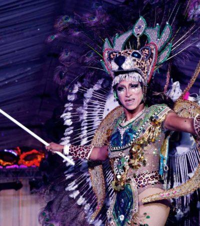 Reconoce Pedro Joaquín participación ciudadana para conservar las tradiciones carnestolendas de Cozumel