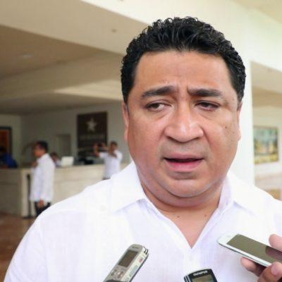 Martínez Arcila continuará al frente de la Gran Comisión hasta el último día de la XV legislatura