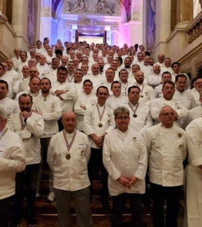 Eligen a la Riviera Maya para celebrar el 65 Congreso Anual de Maîtres Cuisiniers de France