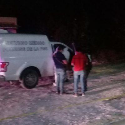 SEGUIMIENTO | VINCULAN A PROCESO A PARRICIDA: Joven velador mató con un hacha a su su padre en la SM 523 de Cancún