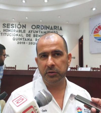 El lunes es la fecha límite para pedir licencia, advierte Jorge Aguilar Osorio