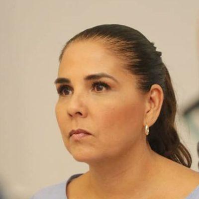 Admite Mara Lezama que muchos habitantes de Cancún cuentan con armas de fuego