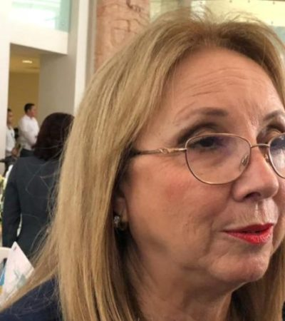 Funcionaria acusa a María Elba Carranza Aguirre, directora del DIF QR, por acoso laboral