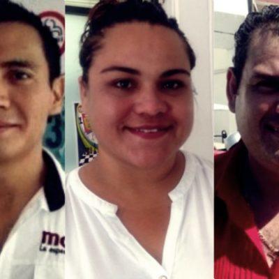 Rompeolas Extra: Gasca, Reyna y Batún, los tres primeros de Morena