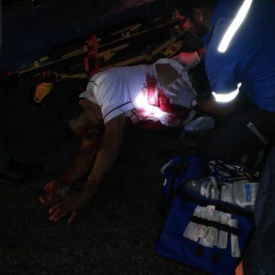 OTRA NOCHE VIOLENTA EN PLAYA: Ejecutan a un taxista por el 'Chilly Willy's' y matan a otros 3 en Misión del Carmen
