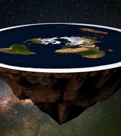 TERRAPLANISTAS: Cada vez hay más personas en el mundo convencidas de que la tierra es plana