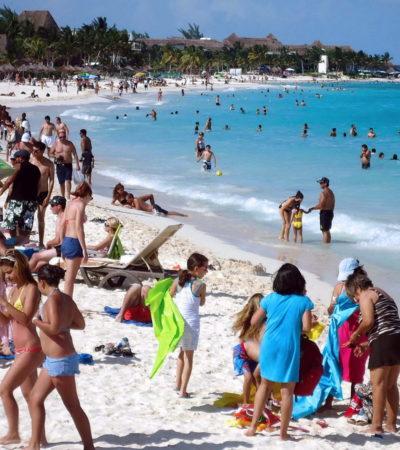 Alertas emitidas por Estados Unidos no afectarán la afluencia turística durante Semana Santa, afirma el presidente de la Asociación Mexicana de Hoteles