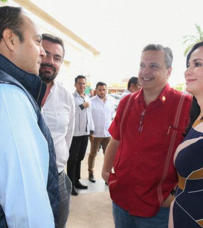 Asiste Puerto Morelos al Foro Estatal de Consulta para la integración del Plan Nacional de Desarrollo