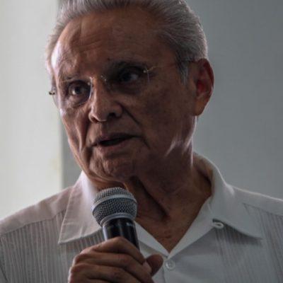 """""""NADIE MOSTRÓ INTERÉS"""": Declara Coqcyt desierta la convocatoria para proponer estrategias de atención al sargazo por falta de interés de científicos, confirma Víctor Alcérreca"""