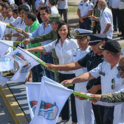 Ponen en marcha el operativo vacacional Semana Santa 2019 en Puerto Morelos