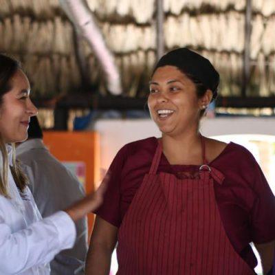 Mantendrá Claudette González Arellano una campaña electoral austera en el Distrito 15
