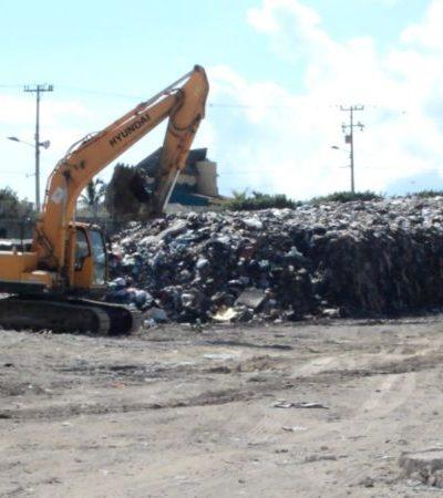 Entra en vigor el cobro por derechos de uso de zona de transferencia de Isla Mujeres, para el depósito de escombros, material de construcción, material de palma y tablas