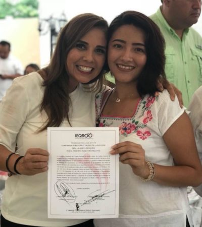 SIGUEN LOS JALONEOS EN MORENA: Sube marista de candidata y bajan a fundador; Susana aún en suspenso