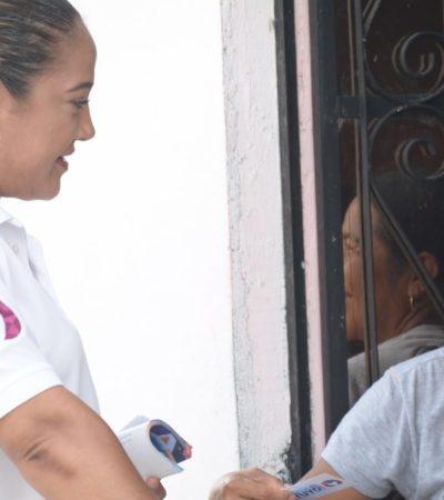 """Karla Romero ofrece trabajar """"para que Cancún sea de todos, no sólo para los turistas"""""""