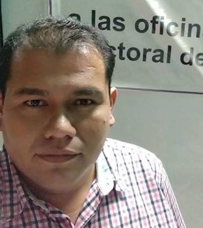 Rompeolas: Da qué hablar candidato independiente por el distrito de Cozumel
