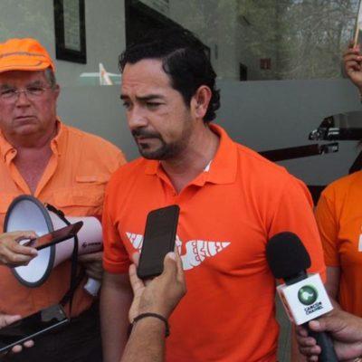 """IMPUGNARÁ 'CHACHO' REVOCACIÓN DE CANDIDATURA: Piden al Gobernador """"no salpicarse"""" y denuncian que """"lo que no pueden ganar en las calles y en las urnas, nos lo quieren arrebatar en los tribunales"""""""