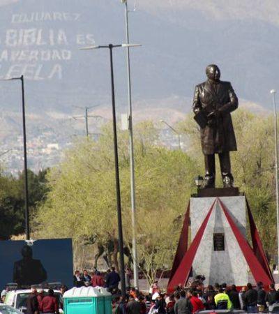 EL JUÁREZ DE PONZANELLI: La historia de la estatua más verídica del Benemérito de las Américas que fue creada para Cancún… y terminó en Ciudad Juárez