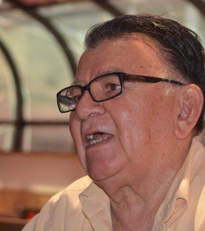 Rompeolas: Desdibuja Arturo Abreu la 4Ten QR