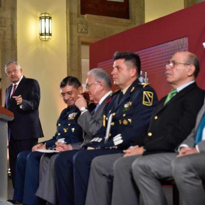 Anuncia AMLO llegada de Guardia Nacional a Cancún