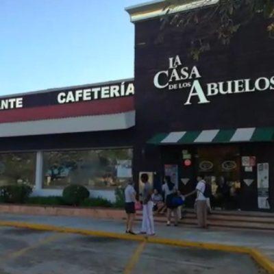 ASALTAN 'LA CASA DE LOS ABUELOS': Hombres armados atracan restaurante sobre la avenida Kabah de Cancún